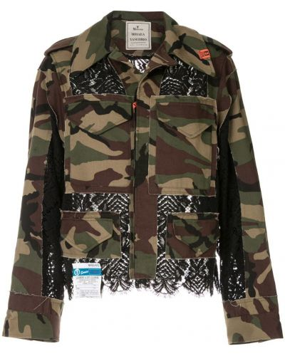 Черная куртка Maison Mihara Yasuhiro