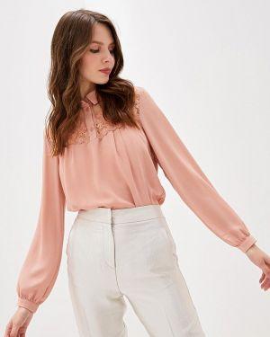 Боди бежевое блуза Arefeva