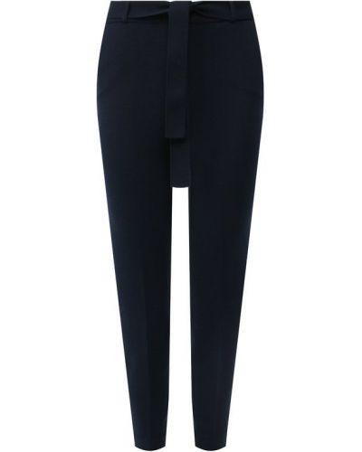 Укороченные брюки с карманами с поясом Loro Piana
