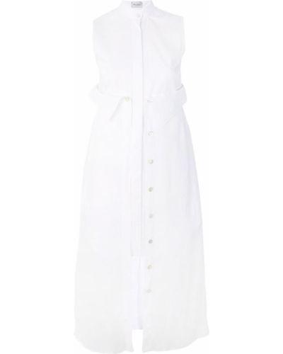 Рубашка белая без рукавов Balossa White Shirt