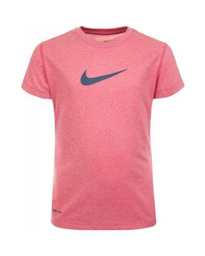 Футболка для фитнеса спортивная Nike