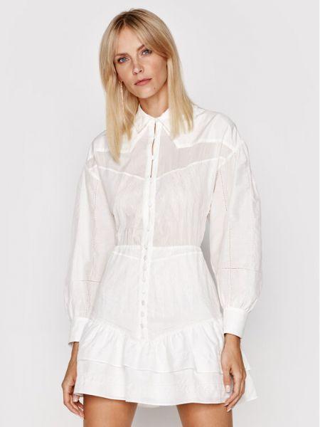 Biała sukienka Iro
