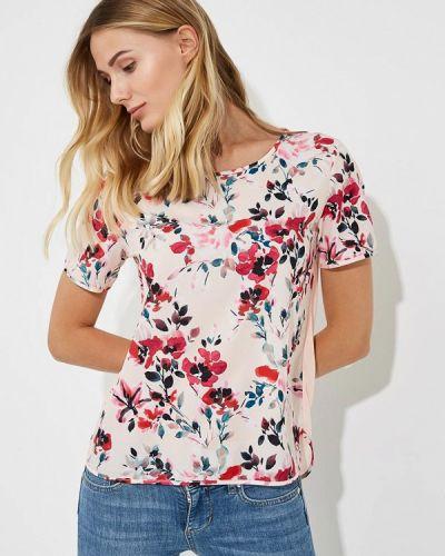 Розовая блузка French Connection