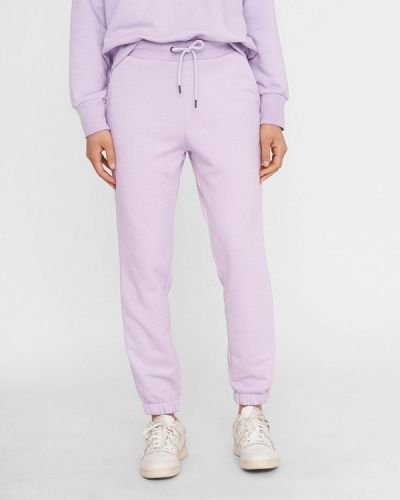 Спортивные брюки - фиолетовые Noisy May