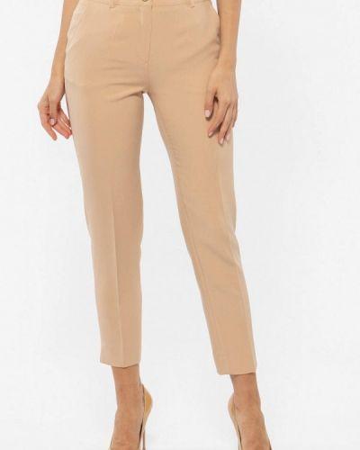 Классические брюки бежевый Vladi Collection