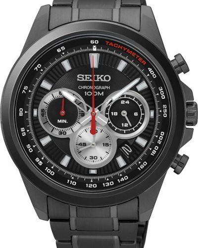 Часы водонепроницаемые с подсветкой спортивные Seiko