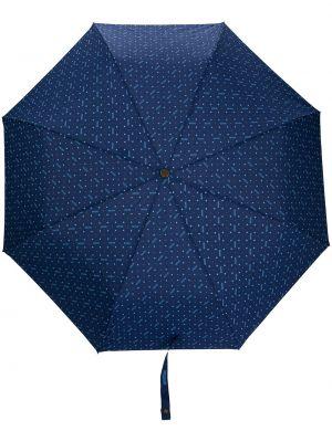 Parasol - niebieski Moschino