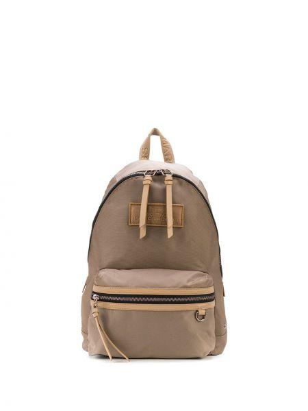 Plecak przeoczenie brązowy Marc Jacobs