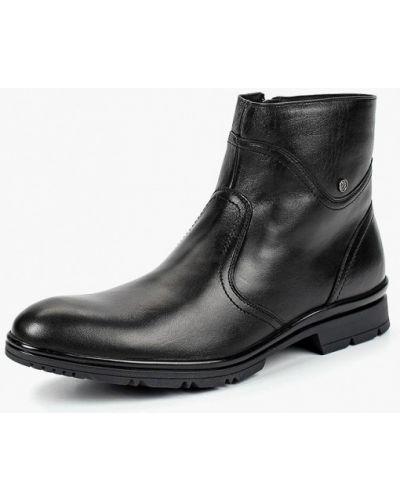 Черные сапоги Legre