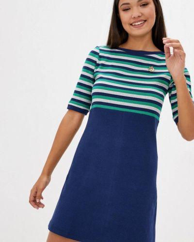 Платье - синее Komilfo