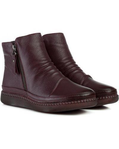 Ботинки - фиолетовые Meego Comfort