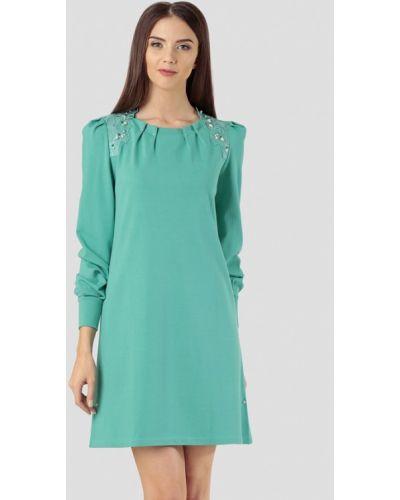 Платье - зеленое Ано