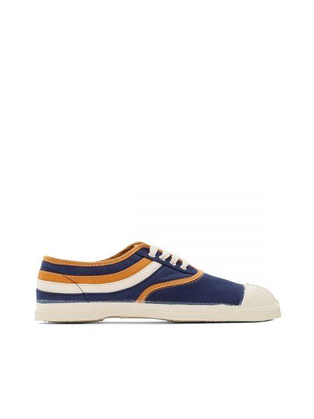 Кроссовки на шнуровке Bensimon