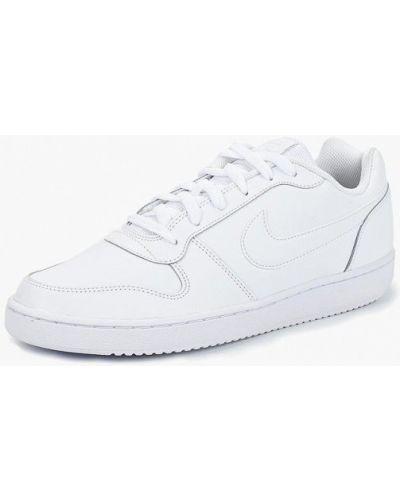 Низкие кеды резиновые Nike