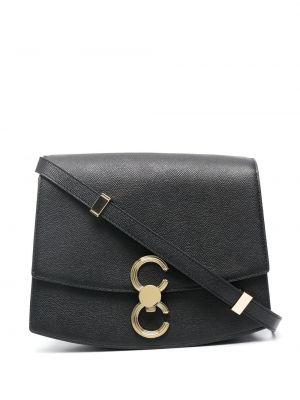 Czarna złota torebka Cafuné
