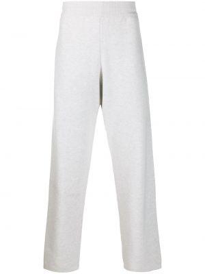Свободные кашемировые свободные брюки свободного кроя с поясом Barrie