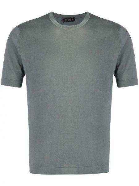 Koszula krótkie z krótkim rękawem Dell'oglio