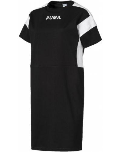 Платье в рубчик классическое Puma