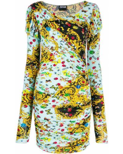 Платье макси Versace Jeans