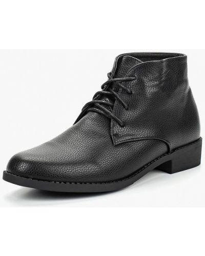 Ботинки на каблуке осенние Sergio Todzi