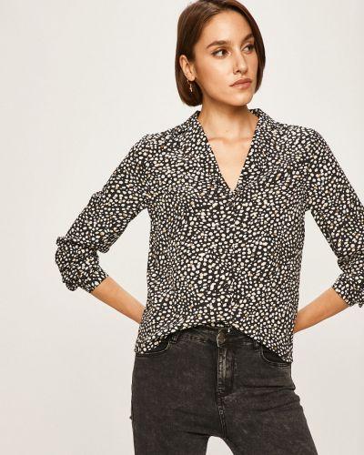 Блузка с длинным рукавом классическая прямая Answear