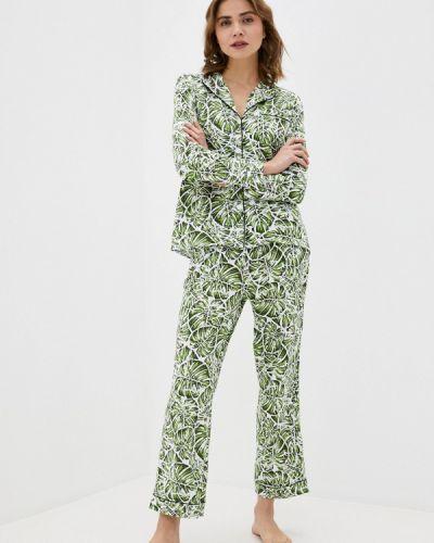 Пижамная зеленая пижама Winzor