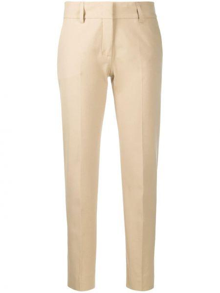 Укороченные брюки с карманами Piazza Sempione