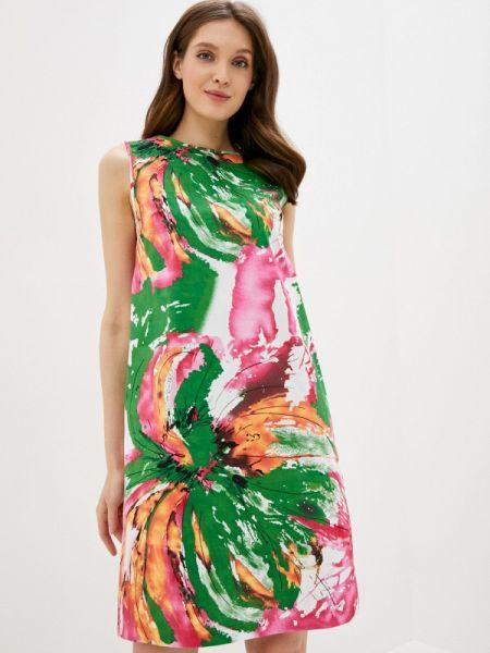 Повседневное платье весеннее Sezoni