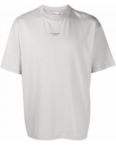 T-shirt z printem Drole De Monsieur