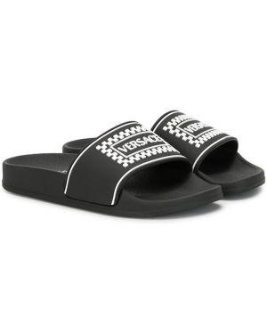 Шлепанцы для обуви черный Young Versace