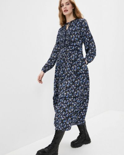 Платье - синее Marks & Spencer