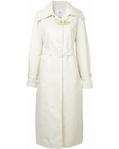 Пальто белое пальто Wynn Hamlyn