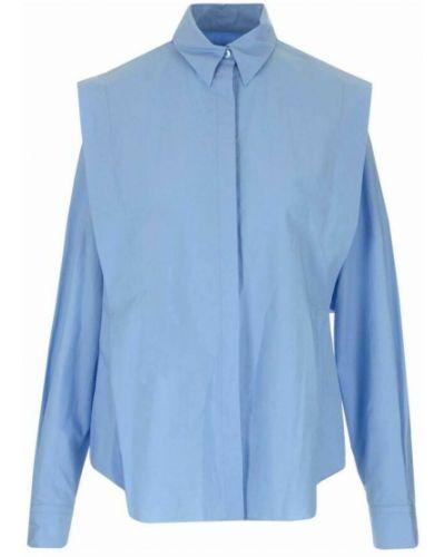 Koszulka - niebieska Isabel Marant