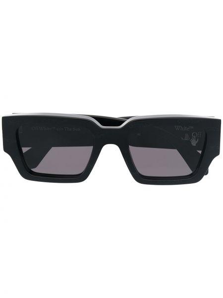 Czarne okulary Off-white