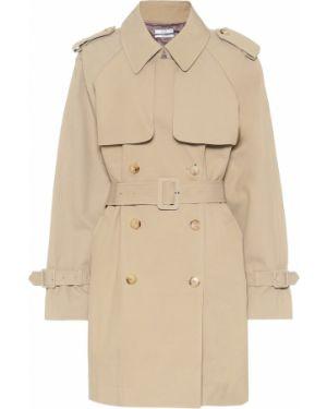 Пальто из габардина Co