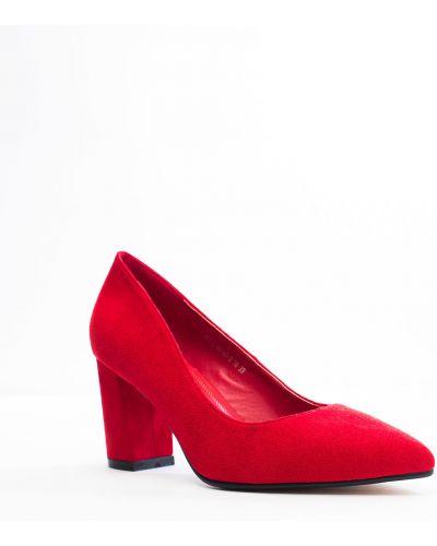 Красные туфли Stefaniya Nina