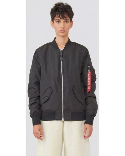 Куртка - черная Alpha Industries