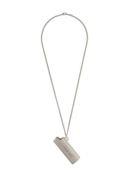 Серебряное ожерелье Ambush