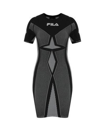 Спортивное платье - серое Fila