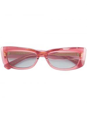Прямые муслиновые розовые солнцезащитные очки квадратные Christian Roth