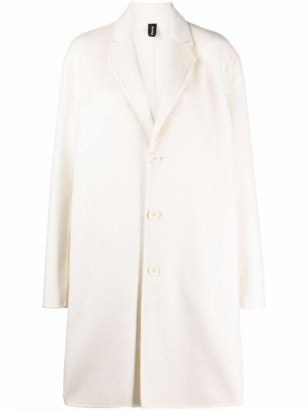 Белое пальто классическое PaltÒ