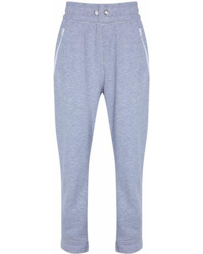Зауженные модные серые брюки Artem Krivda
