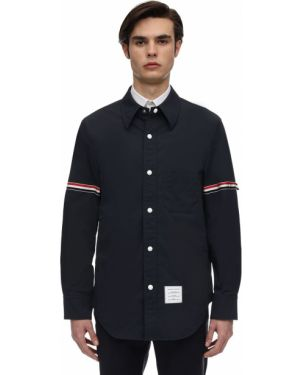 Koszula klasyczna z kołnierzem w paski Thom Browne