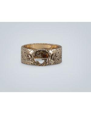 Pierścień ze złota Gucci