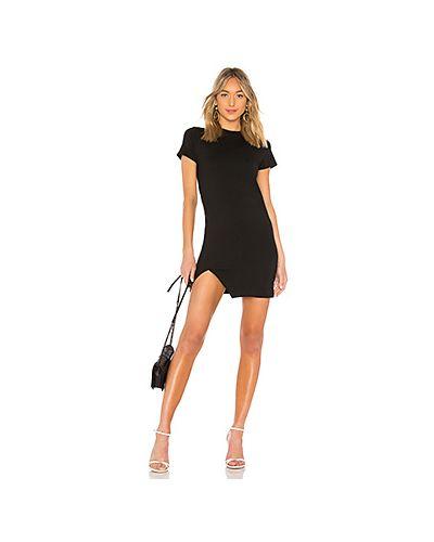 Платье стрейч черное By The Way.
