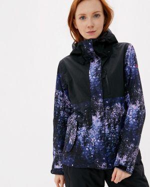 Горнолыжная куртка осенняя синий Roxy