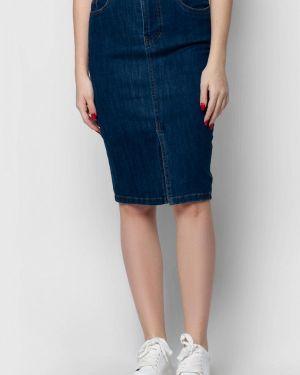 Синяя джинсовая юбка Arber