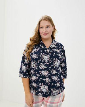 Рубашка синяя Лори