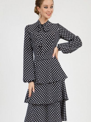 Повседневное платье - черное Marichuell