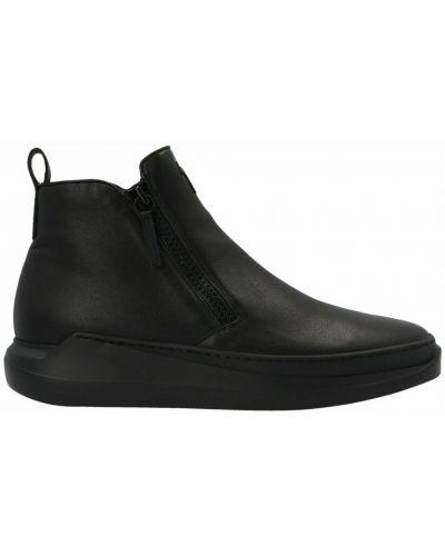 Ankle boots - czarne Giuseppe Zanotti